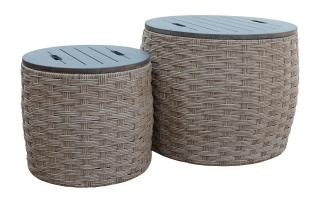 Baskets and Trunks